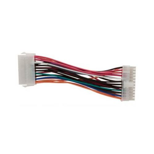 "371E Kingwin PEC-02 6.5"" 24P(M) to 20P(F) Motherboard Cable"