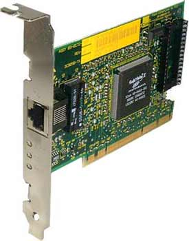 3Com 3C905B-TX Interface Card FAST Etherlink XL PCI 10/100 Mbps