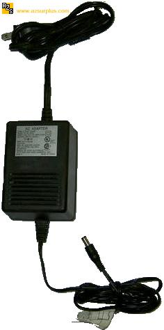 57-30-500D AC ADAPTER 30VDC 500mA -(+) 2.5x5.5mm 120vac17D0057 C