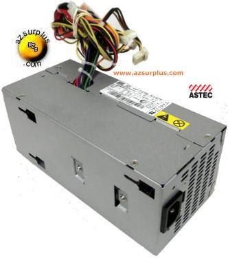Astec AA22190 IBM 160W 24P6634 Power Supply for NETVISTA 24P6828