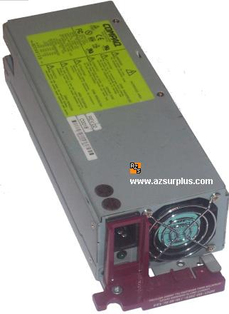 COMPAQ PS-6301-1 POWER SUPPLY 100-240VAC 4.6A 50-60Hz 275W