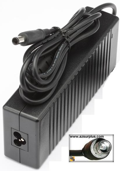 DELL PA-1131-02D2 AC ADAPTER 19.5V 6.7A 130W USED 4.9 x 7.4 x 12