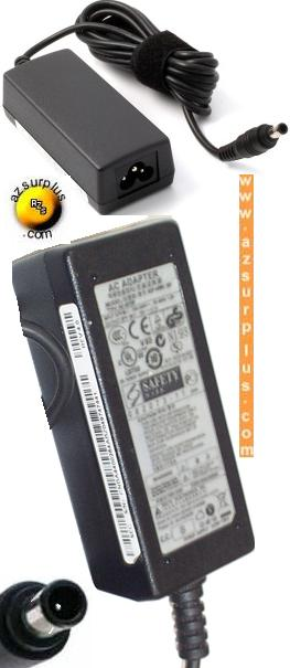 DELTA ADP-40MH BB AC ADAPTER 19VDC 2.1A LAPTOP POWER SUPPLY