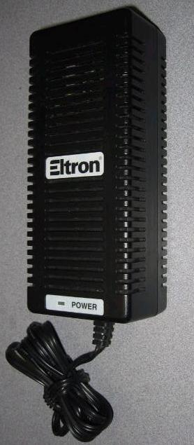 ELTRON PUDA200 AC ADAPTER 20VDC 2.5A POWER SUPPLY Zebra Label Pr