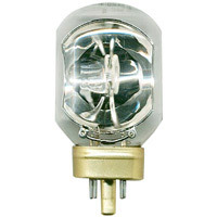 GE DCF 21V 150W PROJECTION LAMP 4-PIN BASE Bulb for Projector