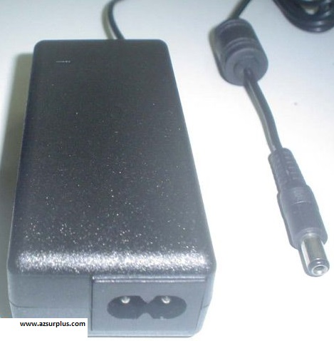 GFP241DA-1220 AC ADAPTER 12VDC 2A USED +(-) Round Barrel POWER S