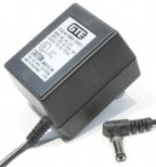 GTE DV-1220 AC ADAPTER 12V 150mA PLUG-IN POWER SUPPLY FOR TELEPH