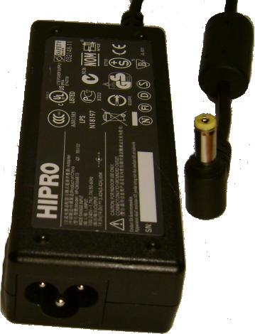 HIPRO HP-OK066B13 AC ADAPTER 19V 3.42A POWER SUPPLY