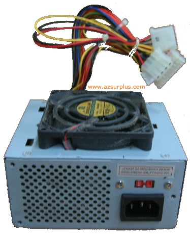 ILSSAN ISP 120S 120W Micro ATX 20 Pin Switching Power Supply