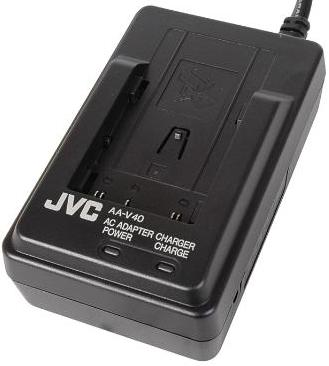 JVC AA-V40U AC ADAPTER 7.2V 1.2A(CHARGE) 6.3V 1.8A(VTR) USED