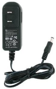 LEI MU12-G120100-A1 AC ADAPTER 12VDC 1A USED 2 x 5.5 x 9.5mm
