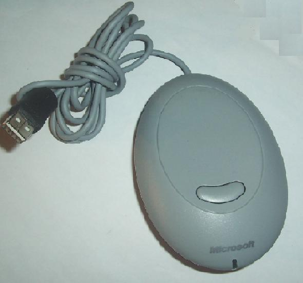 MICROSOFT WIRELESS LASER MOUSE 6000 RECEIVER