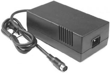 PUP130-18 AC ADAPTER 48VDC 2.7A 8Pins Din DESK-TOP POWER SUPPLY