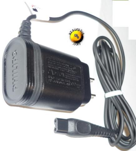 Philips 8500X AC ADAPTER 15V DC 360mA QT4070 POWER SUPPLY Wallmo