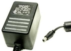 RWP481212 AC ADAPTER 12VDC 1A USED 2.8x5.4x12mm Straight Round