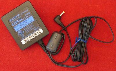 SONY AC-ES455K AC ADAPTER 4.5VDC 500mA WALL CHARGER POWER Supply