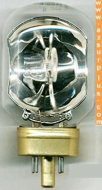 Sylvania DEF 21.5V 150W 10 HRS PROJECTION LAMP 4-PIN BASE Bulb f