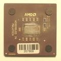 AMD A0750AMT3B ATHLON 750MHz Socket A 462 CPU Processor