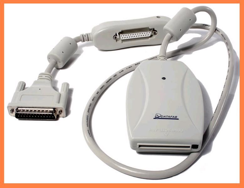 Datafab MDCFE-SR Parallel CompactFlash Card Reader