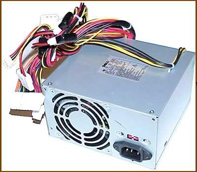 DELL DIMENSION HP-P2007F3 POWER SUPPLY 200WT for Desktop Comp.