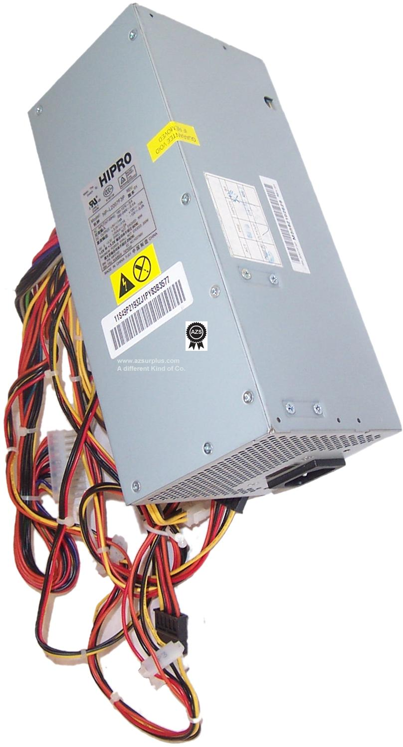 Hipro HP-L2007F3P Power Supply 5vdc 14A 12vdc 12A 200W 20pin Use