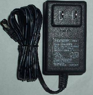iHome2go S015AU0750200 AC ADAPTER 7.5VDC 2A -(+) 2x5.5mm Used 10