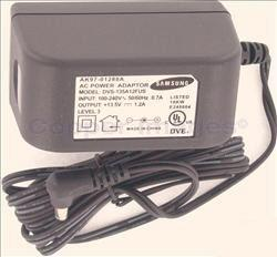 SAMSUNG AK97-01288A 13.5V 1.2A AC ADAPTOR FOR DVD-L70 DVD PLAYER