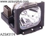 UHR 150W LM-120B1-A1AF Projector lamp with housing POA-LMP37 for