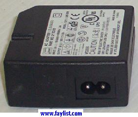 SKYNET 21T0315 LMK-3005 AC ADAPTER 30V 0.5A LEXMARK PRINTER DELL